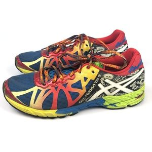 Asics Gel-Noosa Tri 9 Triathlon Running Shoe T408N